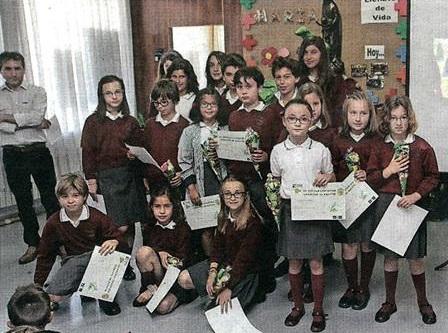 Alumnos de Jesuitas de Logroño