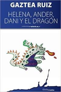 Helena, Ander, Dani y el dragón